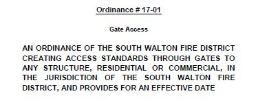 Ordinance 17-01 description