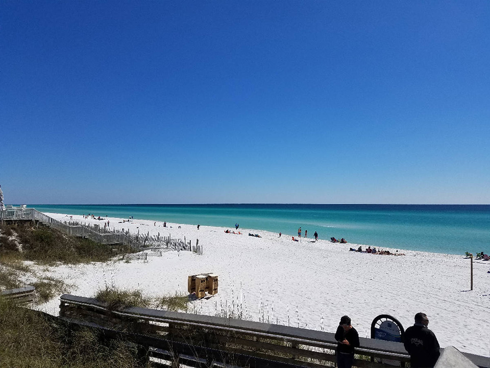 Beautiful day in South Walton Image Two